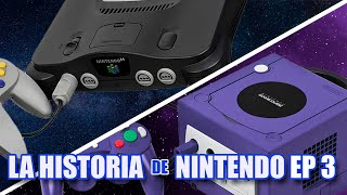 El Origen del Nintendo 64 y GameCube : La Historia de Nintendo PARTE 3