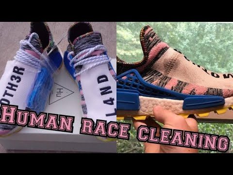 Human Race Deep Cleaning (By @j.sellz)