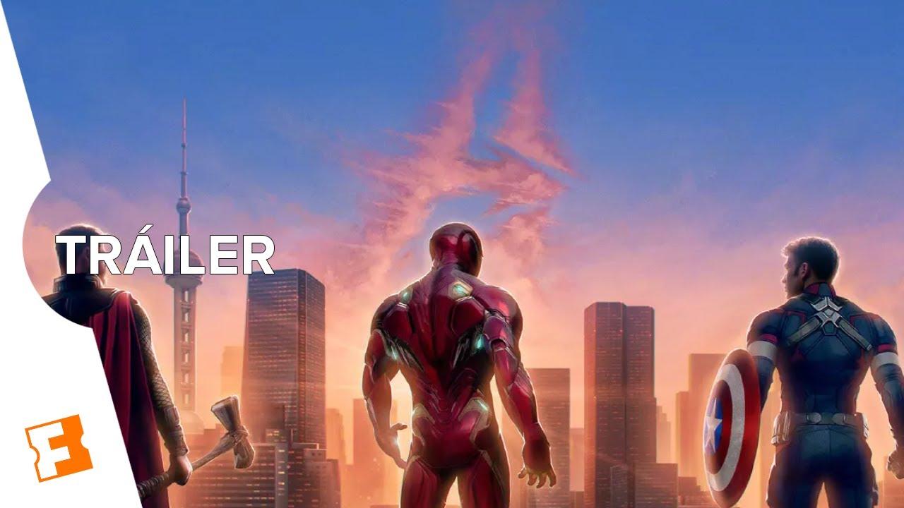 Avenger End Game Picture: Tráiler Oficial #3 (Sub. Español