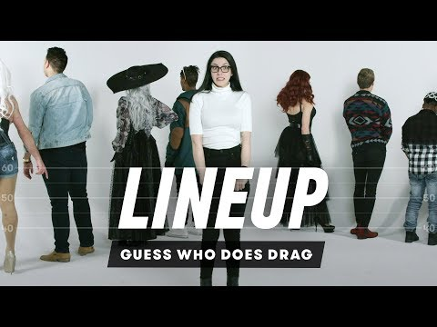 Who Does Drag?   Lineup   Cut