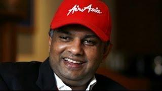 Air Asia Takes Off In Style - Tony Fernandes & Mittu Chandilya