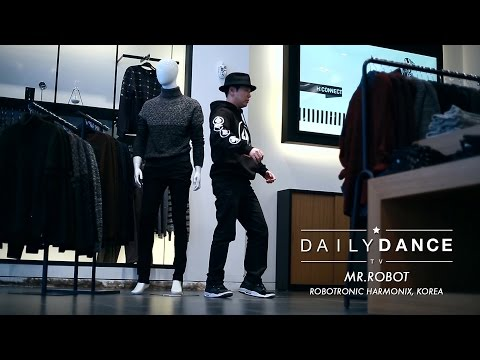 MR.ROBOT | The Mannequin | Dailydance TV