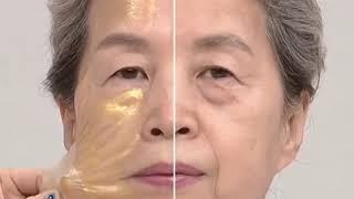 Cledbel 24K Gold   золотая маска пленка с лифтинг эффектом