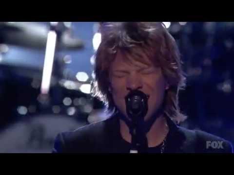 You Want to Make a Memory - Bon Jovi on American Idol