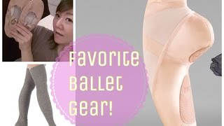 FAVORITE BALLET STARTER KIT FLATS & LEOTARD | BLOCH | effortlessruth Thumbnail