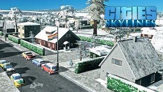 Cities Skylines - Европейский квартал! #3