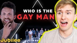 STRAIGHT GUYS GUESS THE SECRET GAY