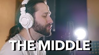 THE MIDDLE - Jimmy Eat World (Cover by Jonathan Young)