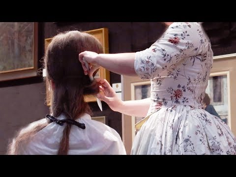 18th Century Hair Styling with American Duchess | FashionSpeak Fridays at the National Arts Club NYC