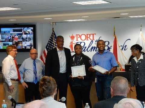 Port of Palm Beach Commission Meting 07 21 2016