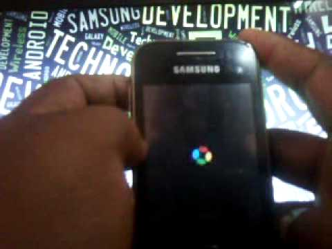 Install Windows Phone 7 5 (Custom ROM) on Galaxy Y (S5360