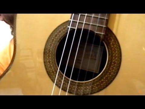 Guitarra Alpujarra 80 - Test por Jesús Amaya...