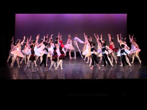 Yume Performance 2014 - Hariyama Ballet Adult class presents