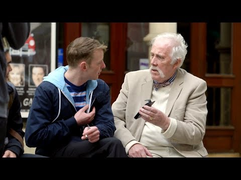 Two's Company Three Is A Crowd | Tommy Seery I Senior Moments | Comedy | RTÉ One