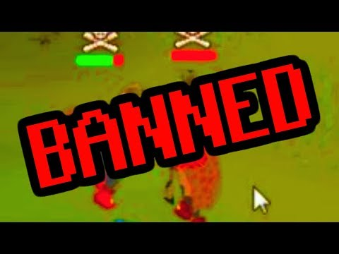 5 Of RuneScape's Most Infamous Banned Players (OSRS)
