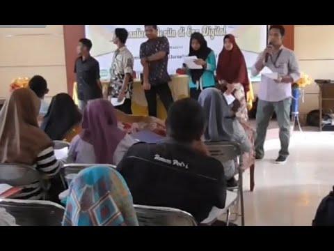 Kompas Gramedia Kota Ternate Berikan Pelatihan Jurnalistik