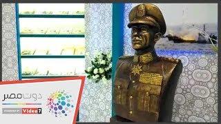 شخصيات عسكرية أبرز مقتنيات وزارة الدفاع بمعرض الكتاب