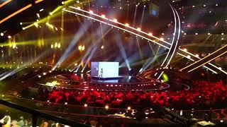 Doredos- My lucky day (Moldova)- Eurovision 2018 (Jury Rehearsal- B' Semi Final) From the Arena