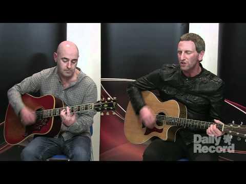 Pete MacLeod and Bonehead: Rolling Stone