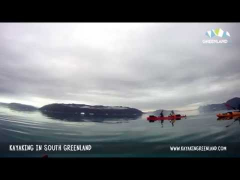 Kayak experience in South Greenland. Summer 2014