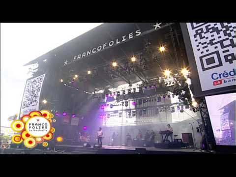 Imany - Where Have You Been (Les Francofolies in La Rochelle 2012-07-11)