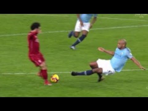 Should Vincent Kompany have been sent off? Manchester City 2-1 Liverpool - Goal Review