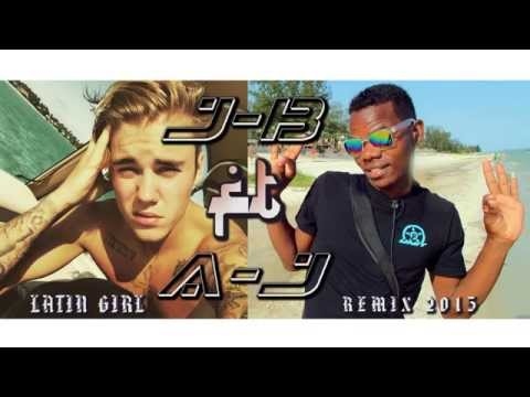 Justin Bieber  ft ArciJay Latin Girl Official Audio