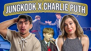 Mexinese Couple Reacts to BTS & Charlie Puth For The First Time at GMA 2018 (mind blown)