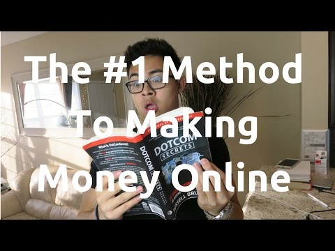 How to make money on the internet – For dummies