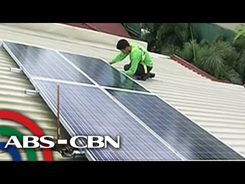 Bandila: How solar panels help save money?