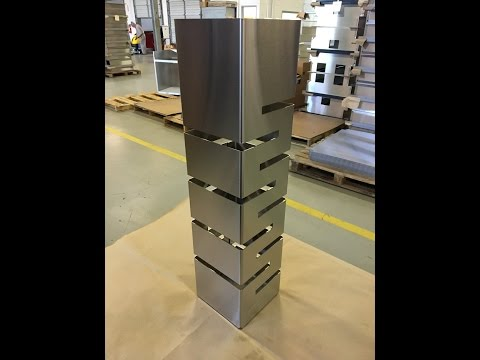 STAINLESS STEEL COLUMN