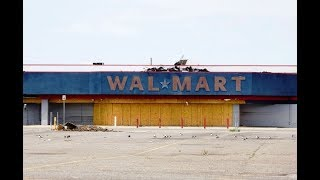 This Walmart Closed and Left The Building Abandoned  So The City Decided To Do This With It And It's