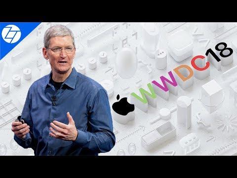 Apple WWDC 2018 - iOS 12, iPad X, iPhone SE 2& more!