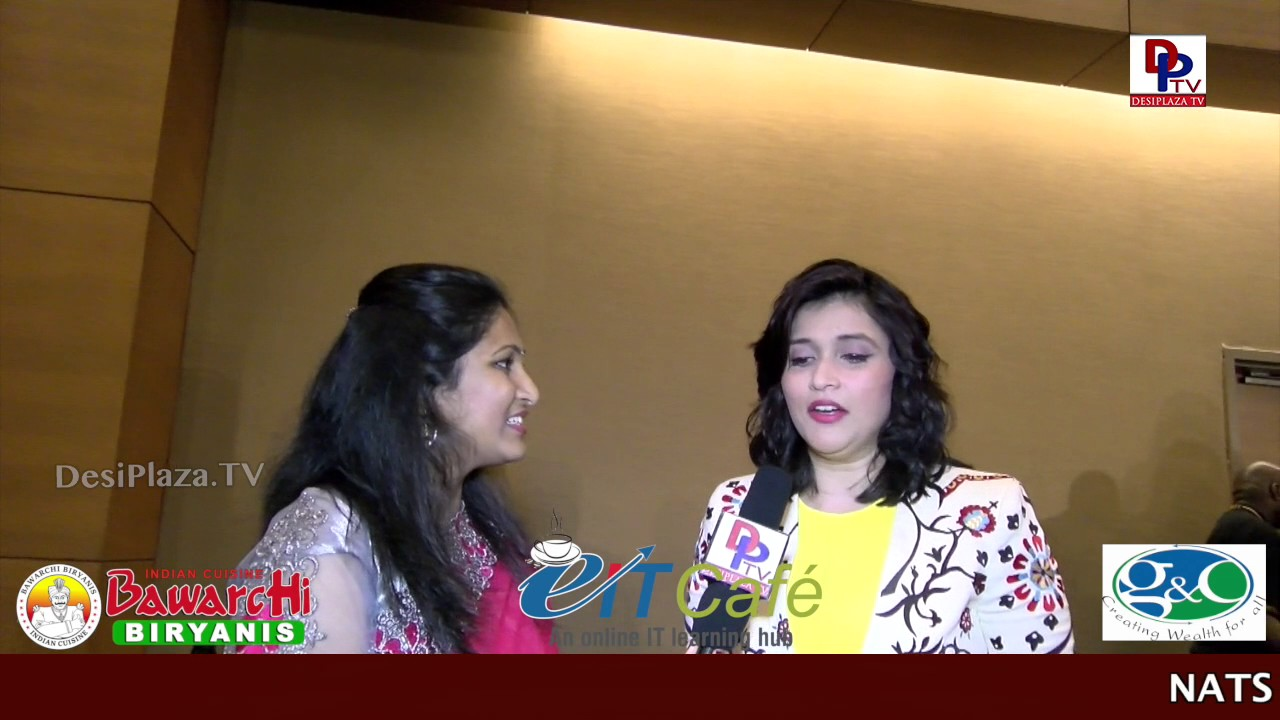 Mannara Chopra @ NATS Conference - Chicago