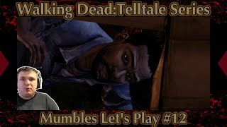 Telltale The Walking Dead Season 1 - Thief! - Mumbles Let