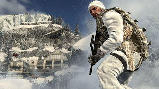 Call of Duty:Black Ops - Snow Stealth Mission (Veteran)