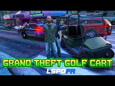gta-5-lspdfr---grand-theft-golf-cart!