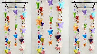 Paper Crafts: DIY Wall Hanging with Paper Ideas | Home Decor Ideas | Handcraft |Abigail Paper Crafts
