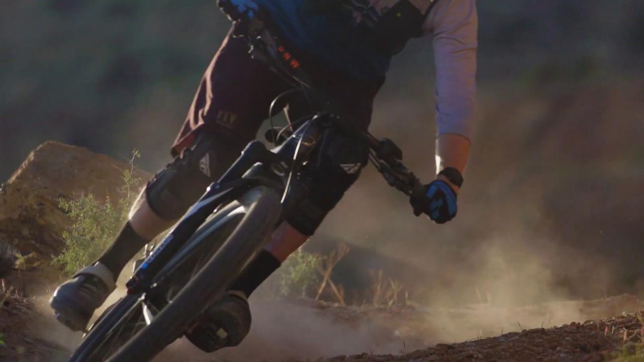 Niner Bikes WFO e9 E-Mountain Bike Action, with Kyle Warner
