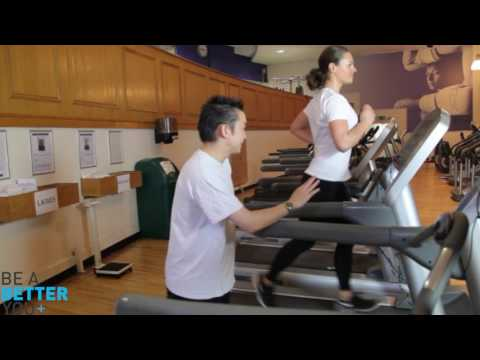Fartlek Training Treadmill