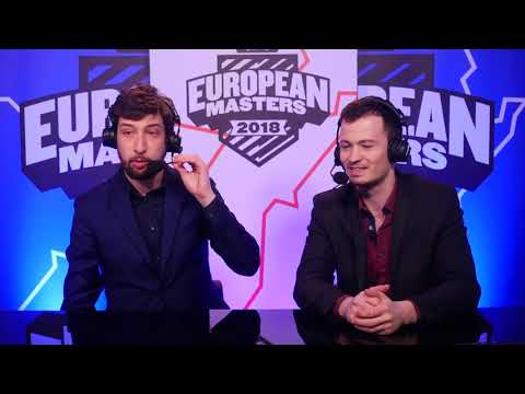 European Masters Main Event - OG vs XL - Day 3