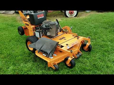 Pressure Washer Hack / Cleaning The Mowers