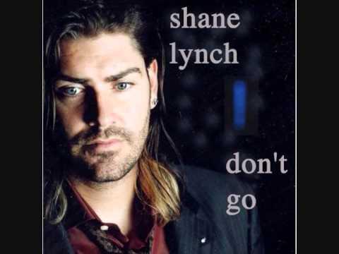 Shane Lynch of Boyzone  Don't Go