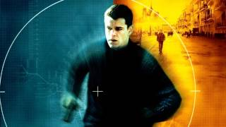 The Bourne Identity (2002) Bourne On Land (Soundtrack OST)