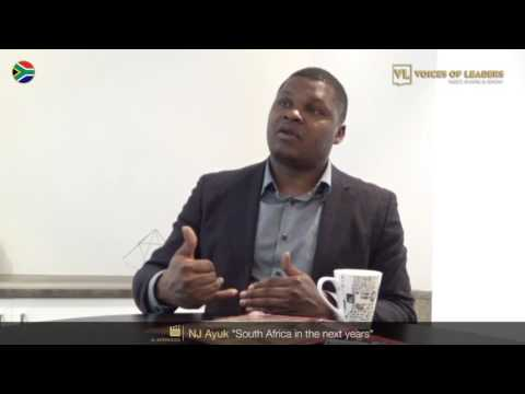 Voices of Leaders interviews NJ Ayuk, CEO of Centurion Law Group