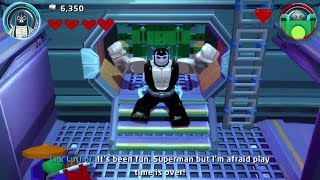 Lego Batman 3: Beyond Gotham (PS Vita/3DS/Mobile) The Containment Facility - Free Play