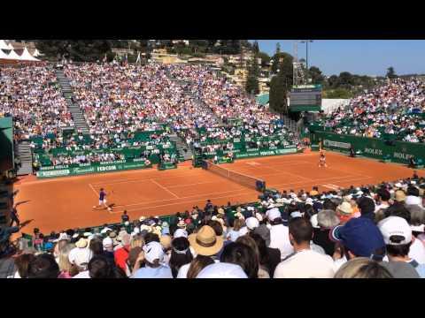 ATP MonteCarlo 2014 Djokovic - Carreno Busta
