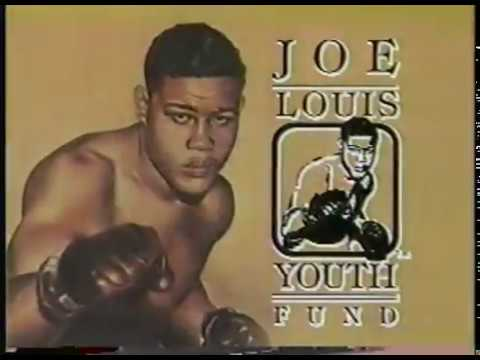 Boxing – 1930s + 1940s – Special Tribute – Joe Louis – The