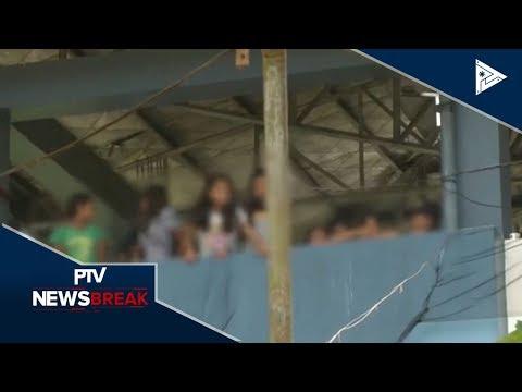 NEWSBREAK: Mga kabataan nailigtas mula kila Satur Ocampo, isinailalim sa psychosocial interventions