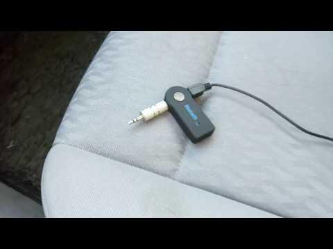 Универсальный 3.5 мм Беспроводной Bluetooth Car Kit AUX Адаптер с Алиэкспресса за 4 доллара